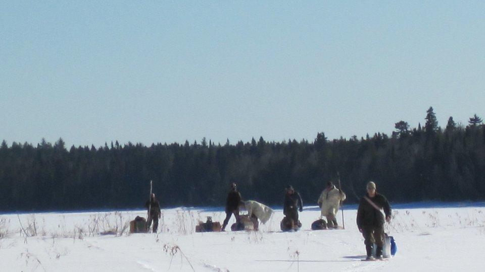 Boreal Snowshoe Expedition Prep Course